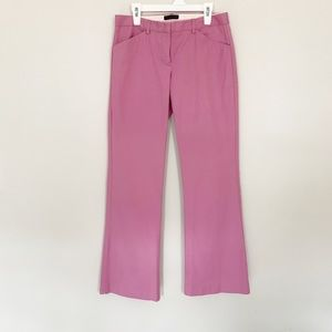 The Limited Drew Fit Pink Bootcut Pants